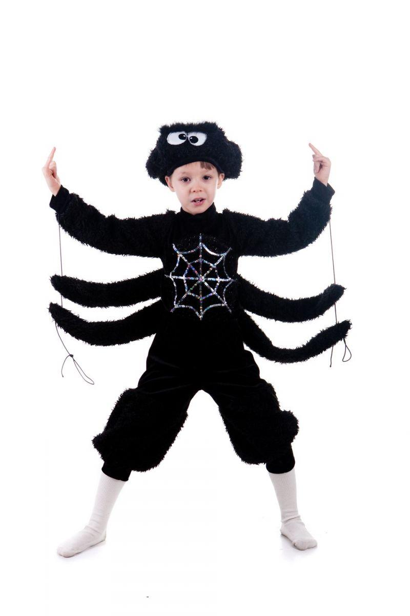 Костюм паука для детей своими руками. Карнавальные костюмы 74