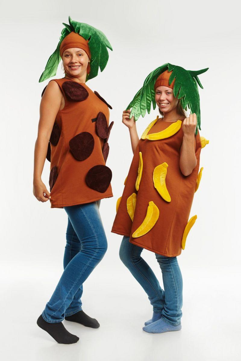 Масочка - «Пальма» карнавальный костюм для взрослых / фото №1000