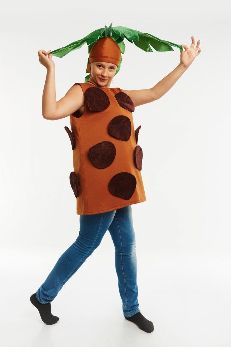 Масочка - «Пальма» карнавальный костюм для взрослых / фото №1001