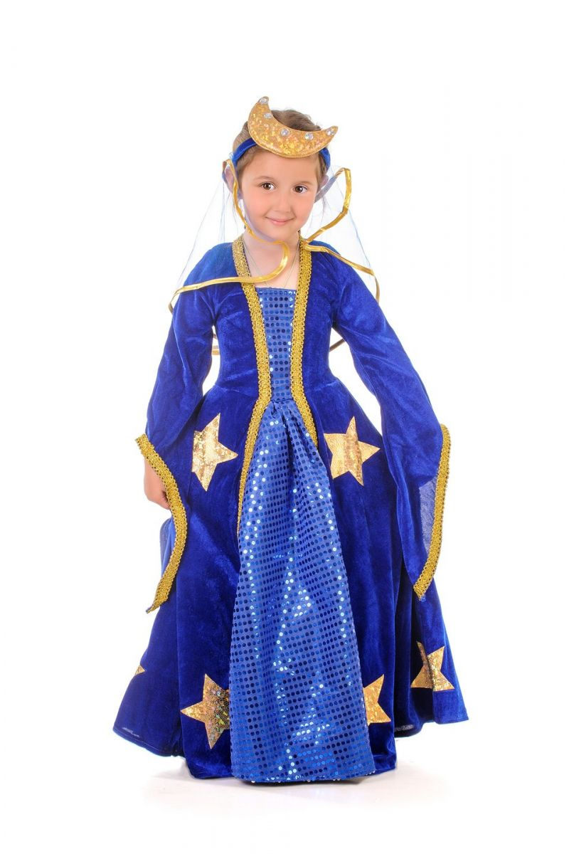 «Ночка» карнавальный костюм для девочки