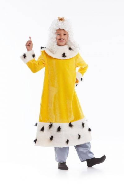 Король «Бременские музыканты» карнавальный костюм для мальчика