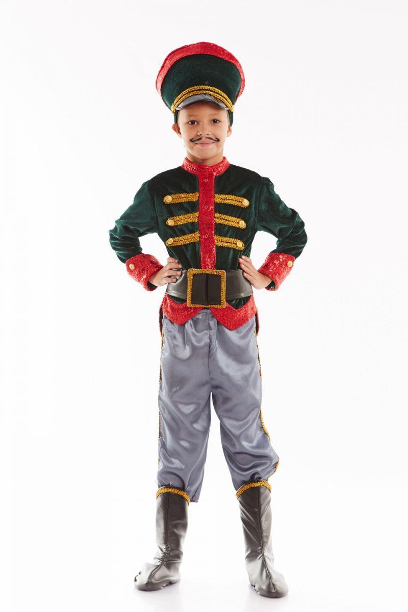 Солдат «12 Месяцев» карнавальный костюм для мальчика