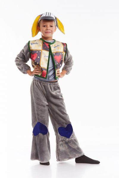 Осел «Бременские музыканты» карнавальный костюм для мальчика