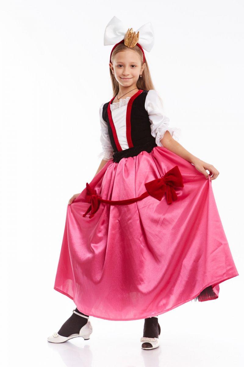 Принцесска «12 Месяцев» карнавальный костюм для девочки