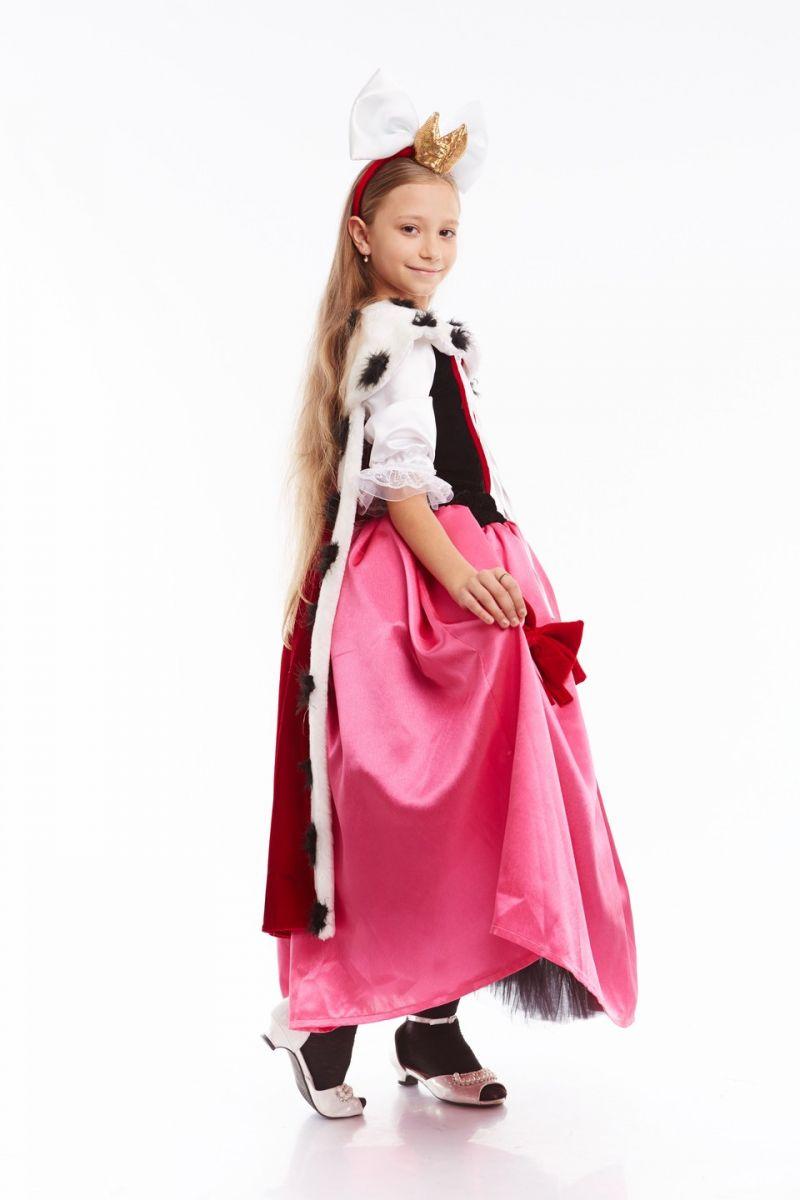 Масочка - Принцесска «12 Месяцев» карнавальный костюм для девочки / фото №1009