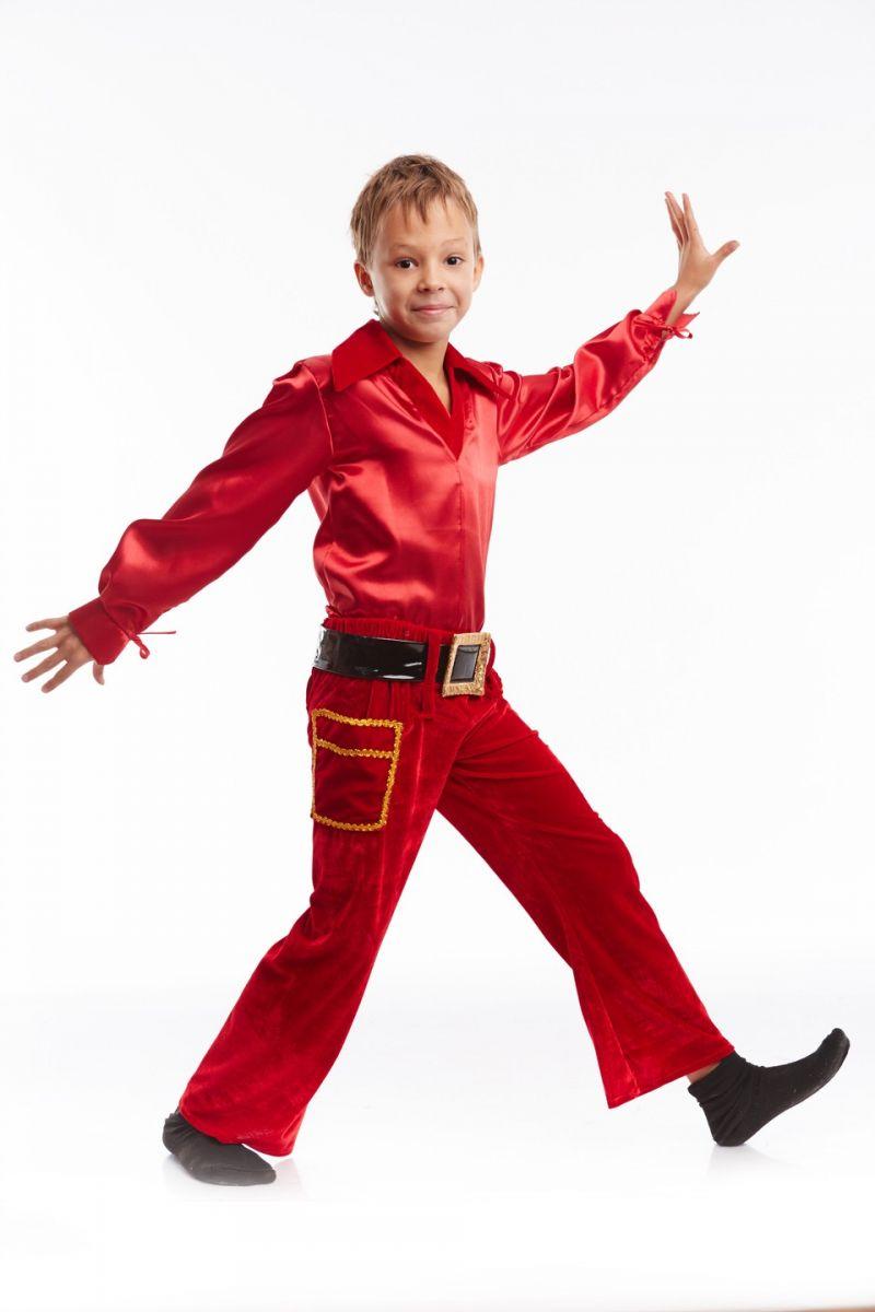 Трубадур «Бременские музыканты» карнавальный костюм для мальчика