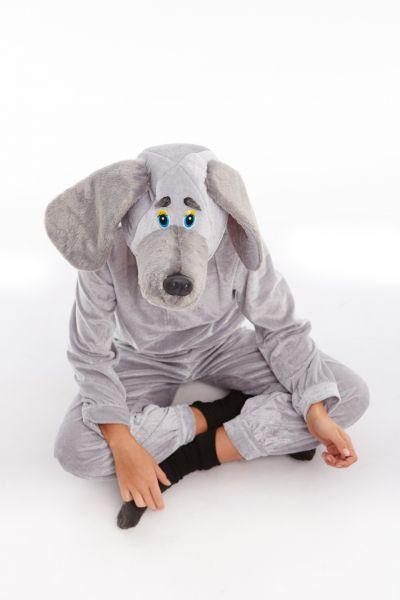 Пёс «Бременские музыканты» карнавальный костюм для мальчика