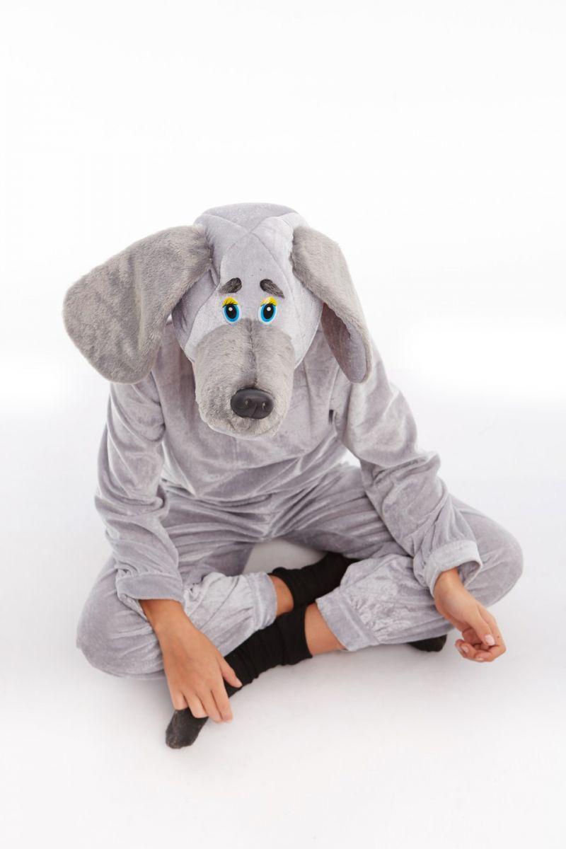 Масочка - Пёс «Бременские музыканты» карнавальный костюм для мальчика / фото №1012