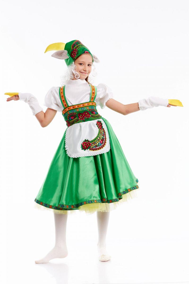 «Коза-мама» карнавальный костюм для девочки