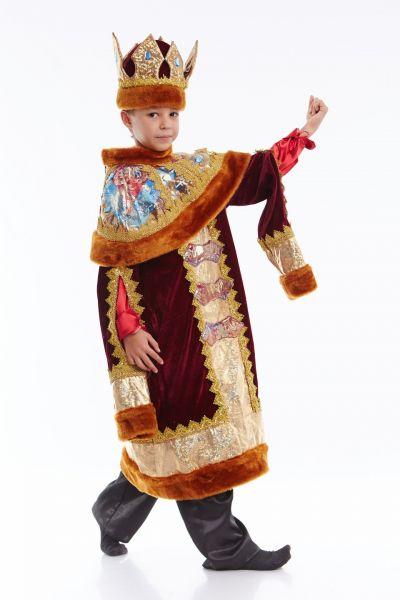 «Царь» карнавальный костюм для мальчика