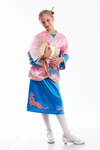 «Китаянка» национальный костюм для девочки