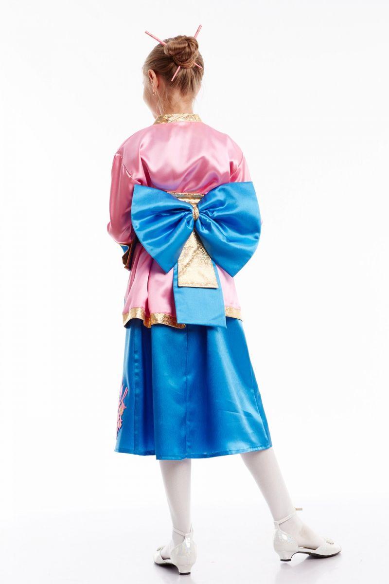 Масочка - «Китаянка» национальный костюм для девочки / фото №1026