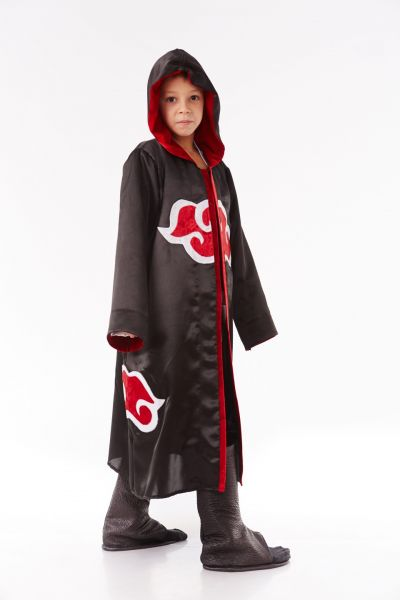 «Akatsuki» в плаще. Карнавальный костюм для мальчика
