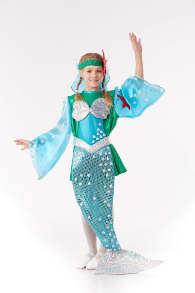 Русалочка «Ариэль» карнавальный костюм для девочки