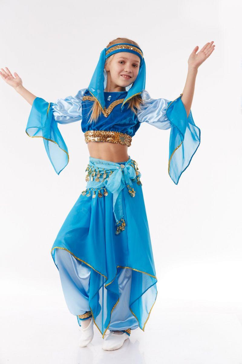 «Восточная красавица» карнавальный костюм для девочки