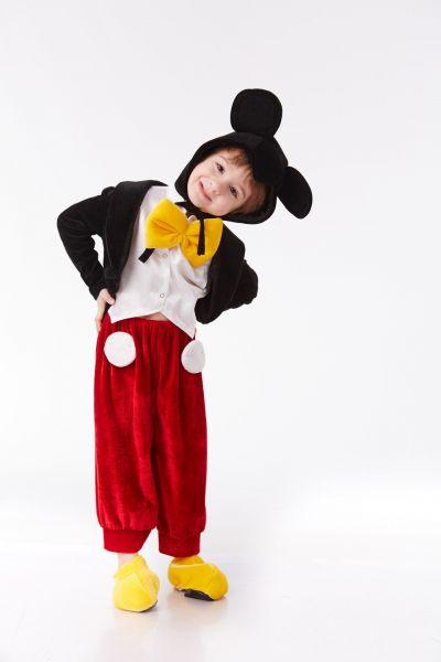 «Микки Маус» карнавальный костюм для мальчика