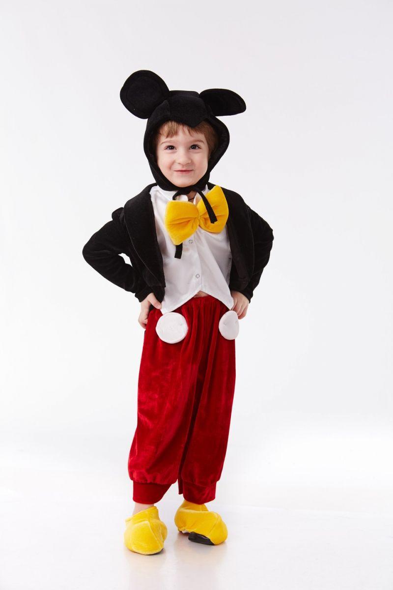 Масочка - «Микки Маус» карнавальный костюм для мальчика / фото №1052
