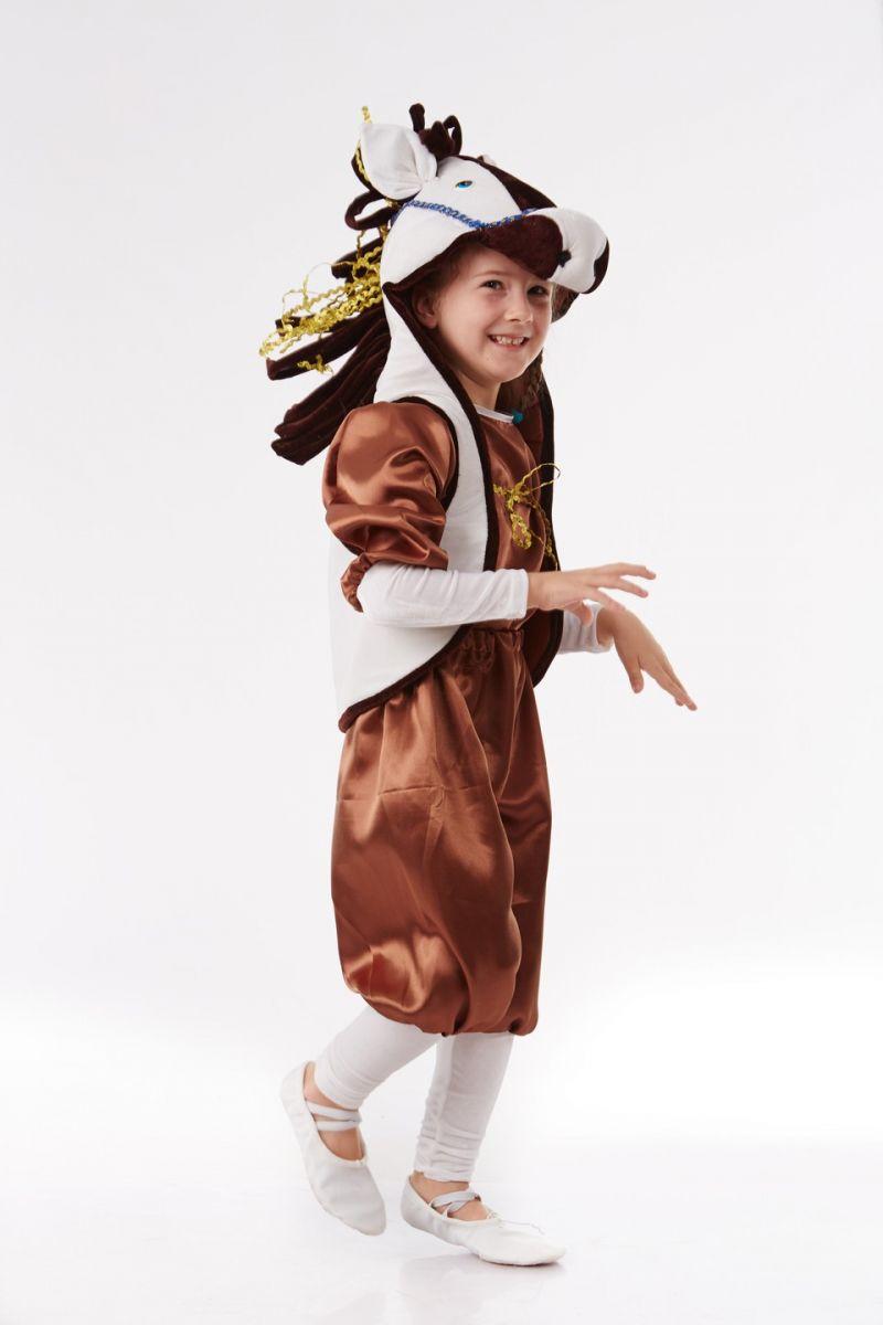Лошадка «Праздничная» карнавальный костюм для детей