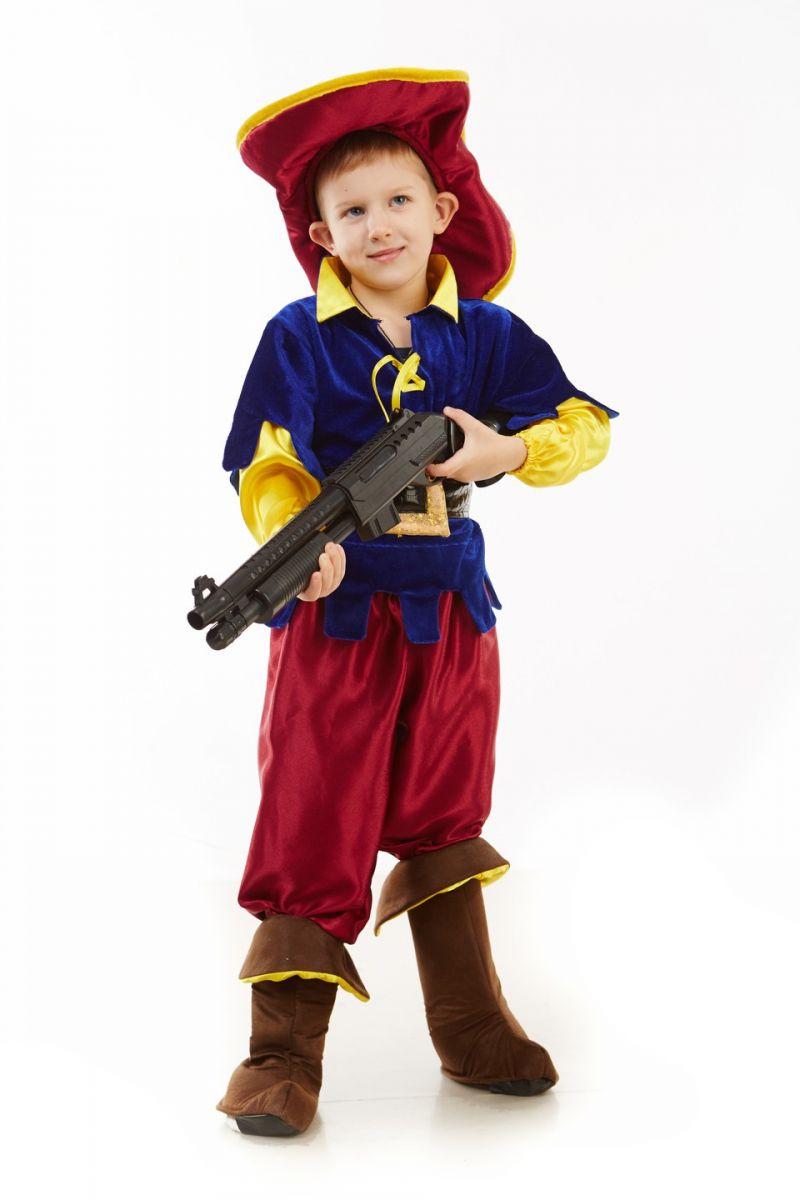 «Охотник» карнавальный костюм для мальчика