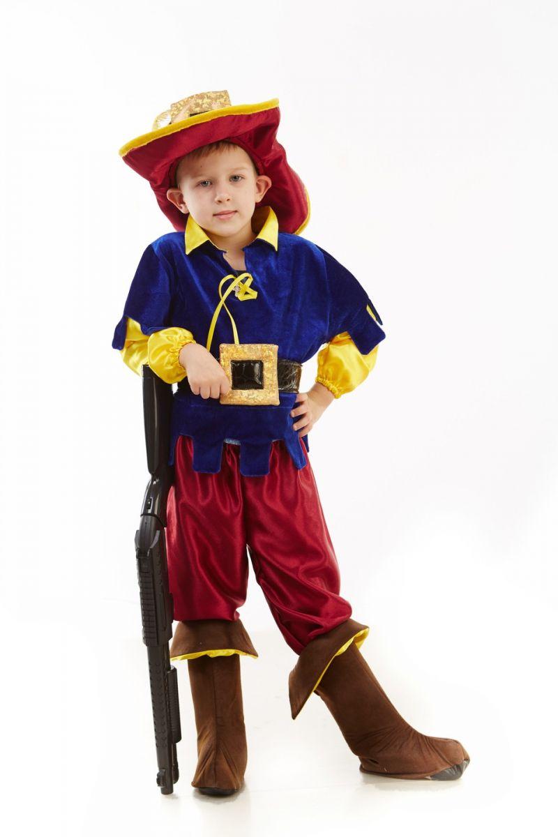 Масочка - «Охотник» карнавальный костюм для мальчика / фото №1061