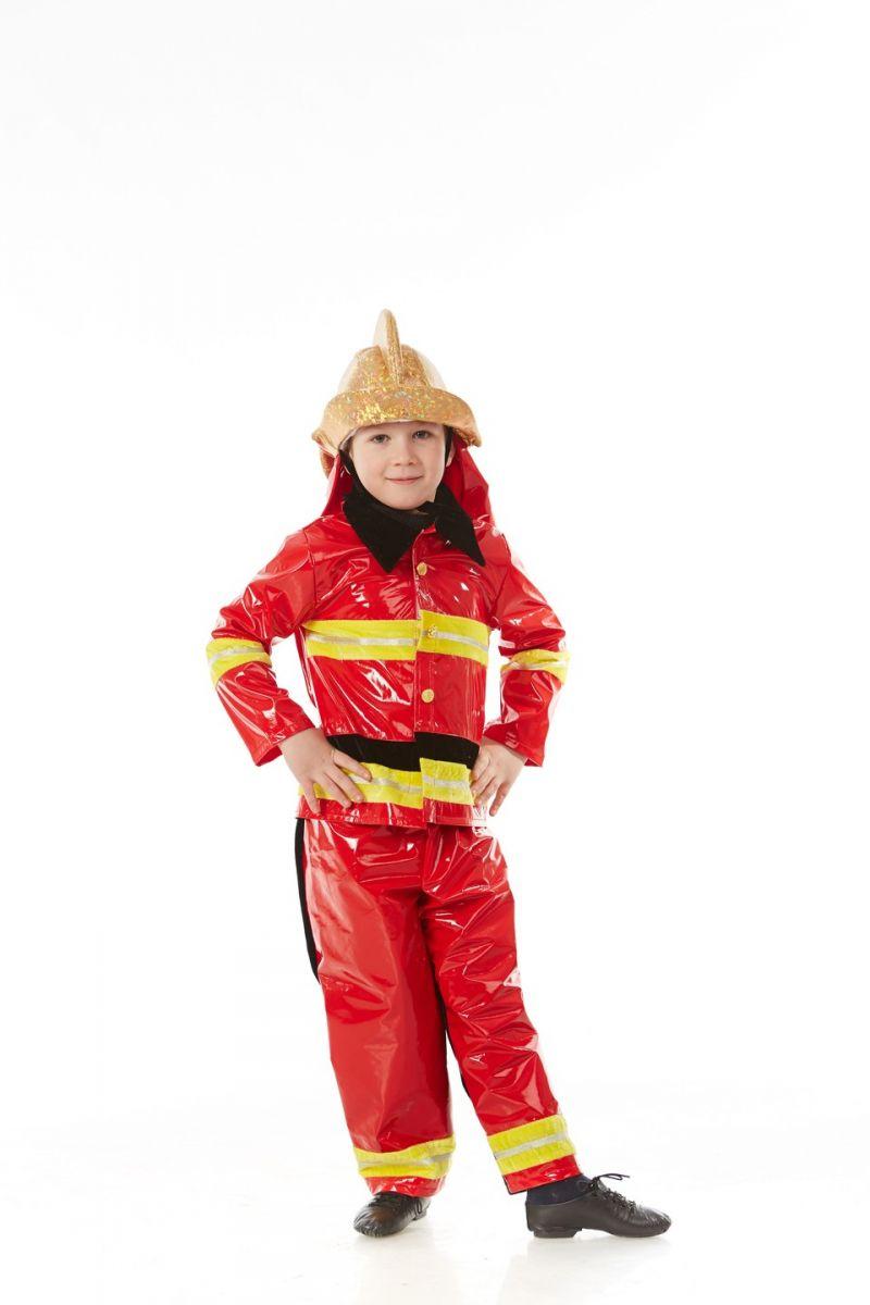 «Пожарный» карнавальный костюм для мальчика