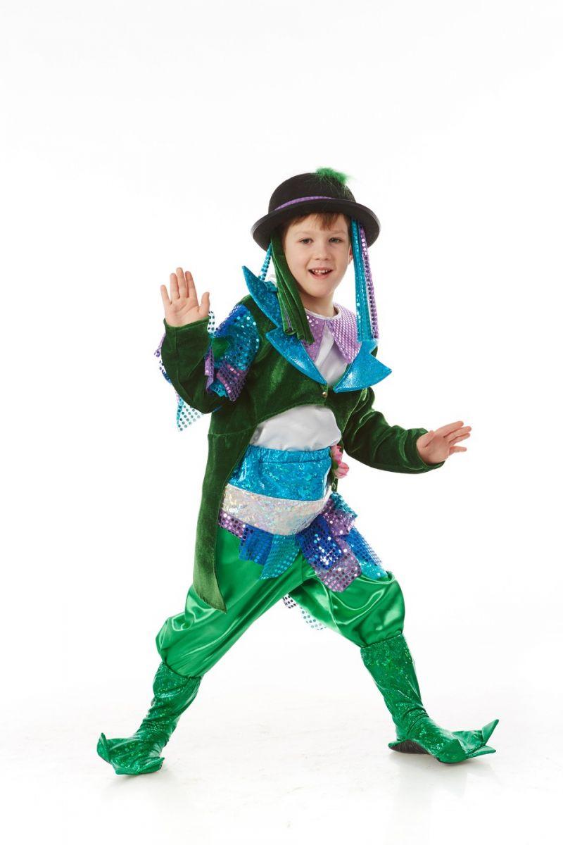 «Водяной» карнавальный костюм для мальчика