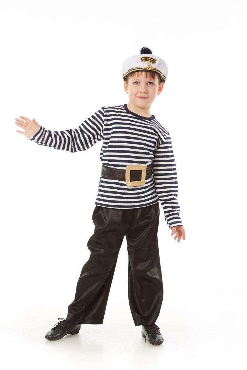 Масочка - «Юнга» карнавальный костюм для мальчика / фото №1070