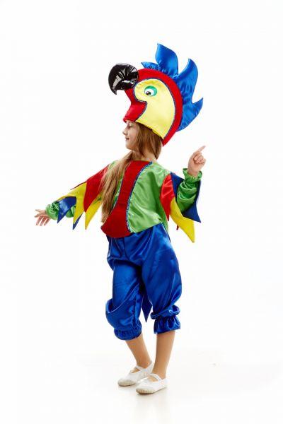 «Попугай» карнавальный костюм для детей