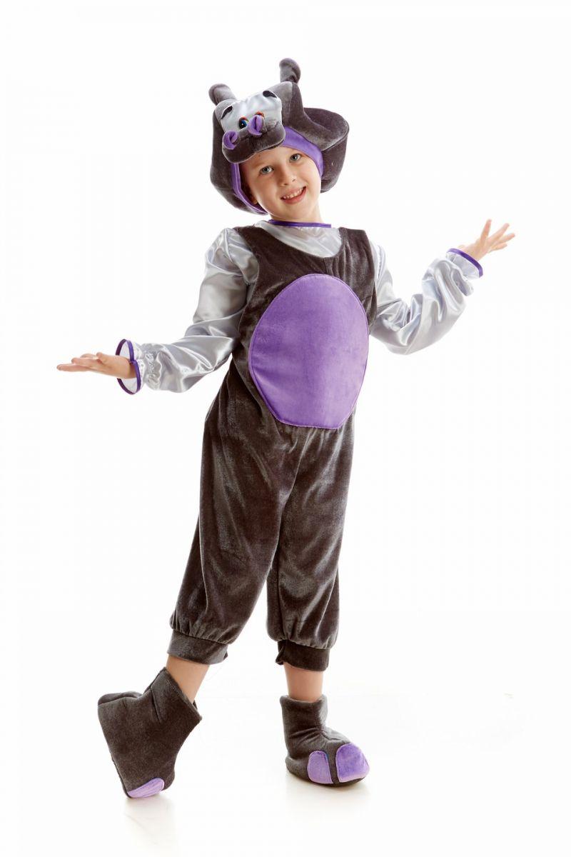 «Бегемот» карнавальный костюм для мальчика