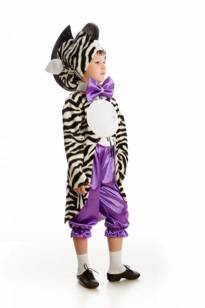 «Зебра» карнавальный костюм для мальчика