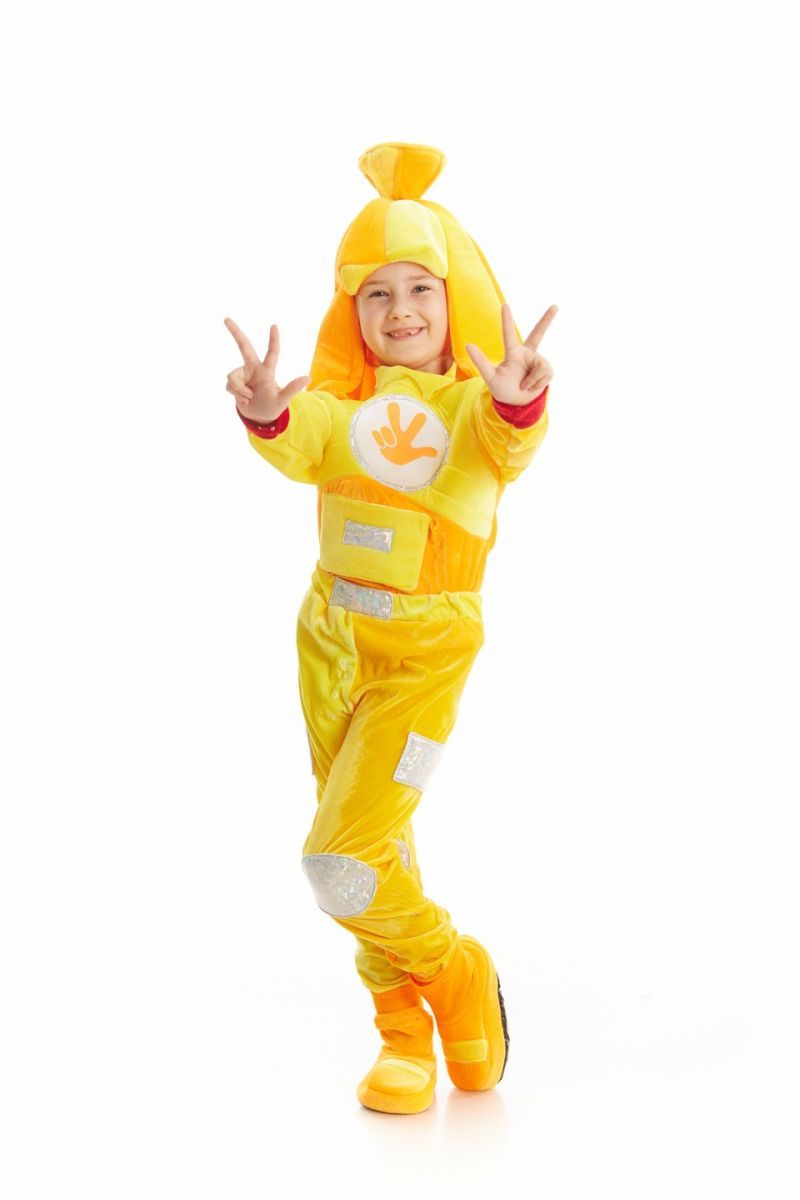 Фиксик «Симка» карнавальный костюм для девочки