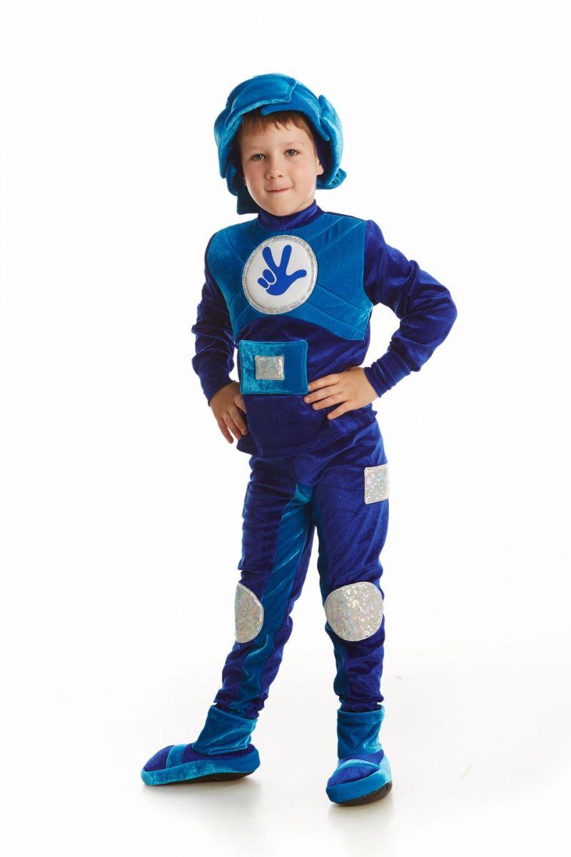Фиксик «Нолик» карнавальный костюм для мальчика