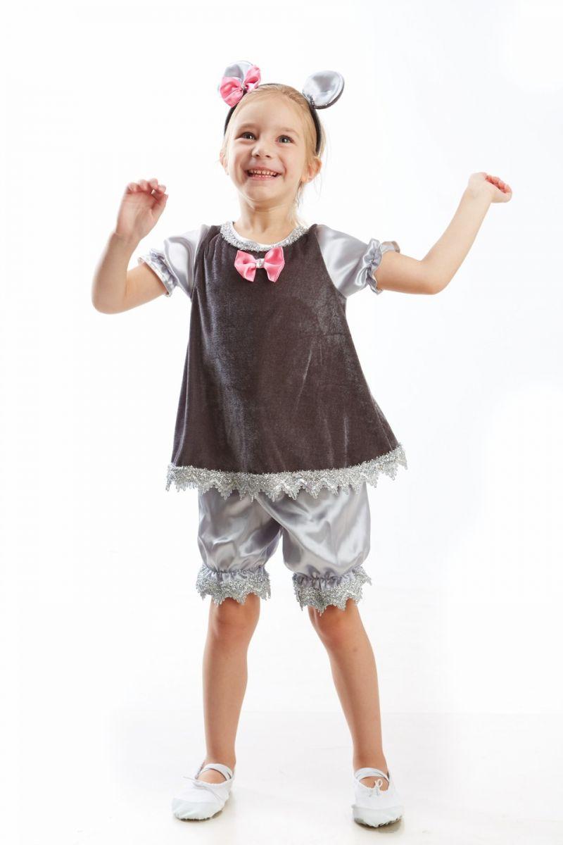 Масочка - Мышка «Малышка» карнавальный костюм для девочки / фото №111