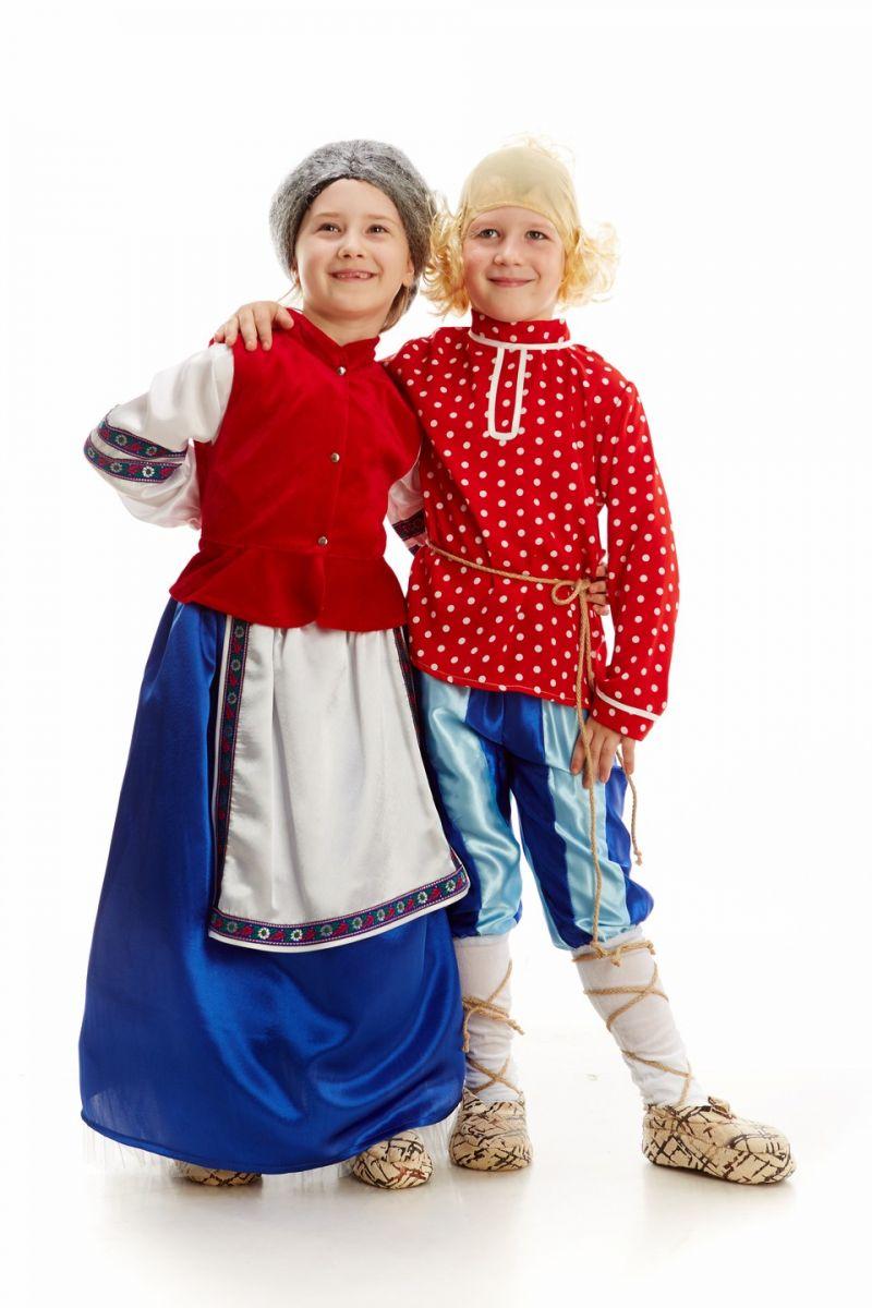 Масочка - «Дед с лысиной» карнавальный костюм для мальчика / фото №1114