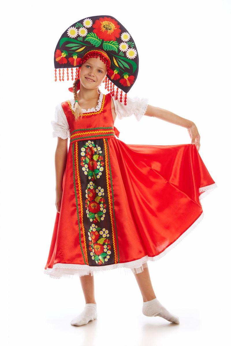 Русский народный «Хохлома» для девочки