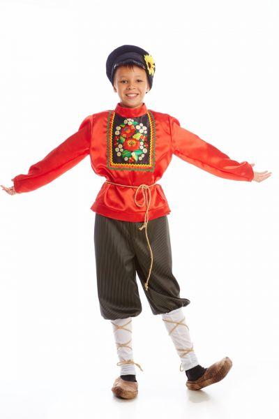 Русский народный «Хохлома» для мальчика