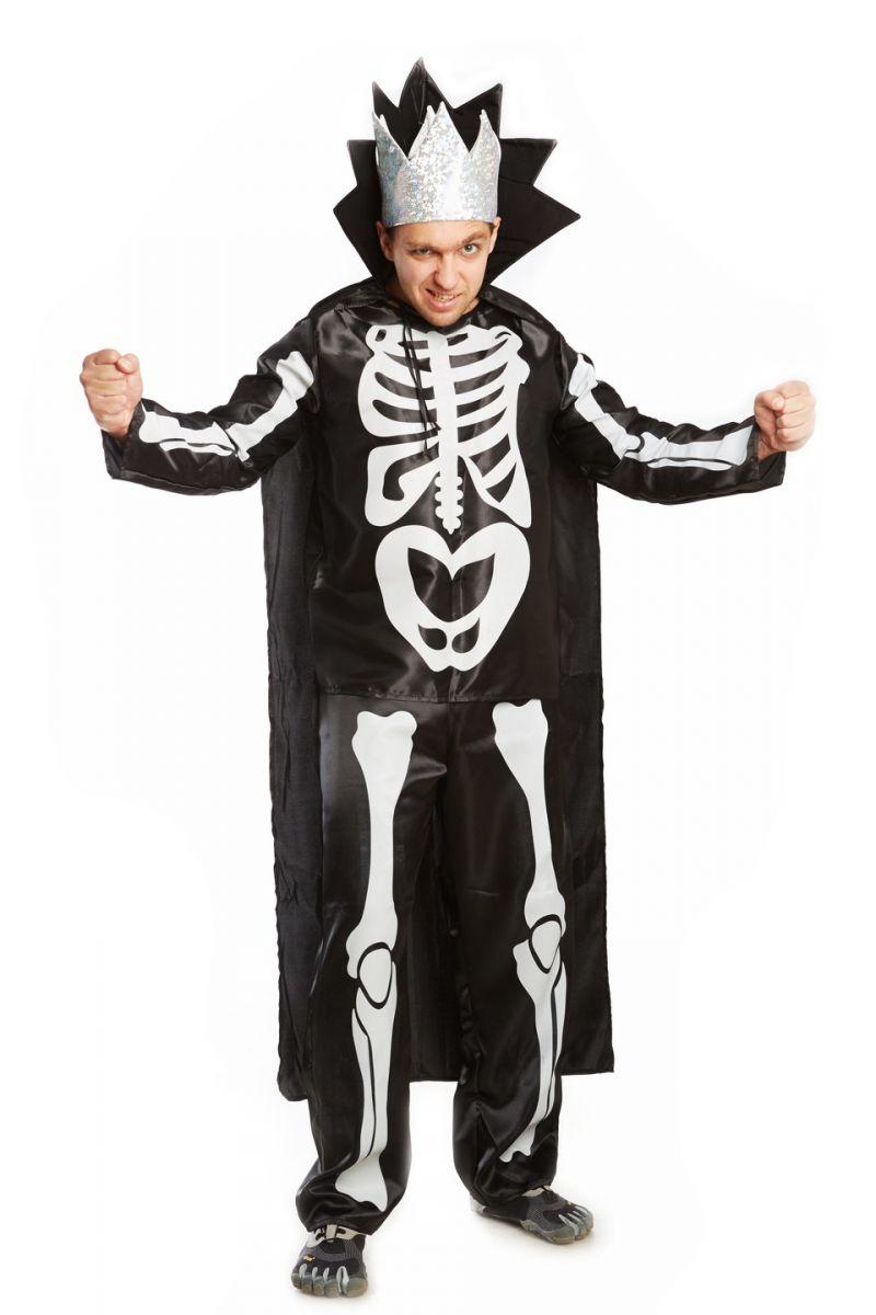 Масочка - Кощей Бессмертный «Классика» Карнавальный костюм для взрослых / фото №1134