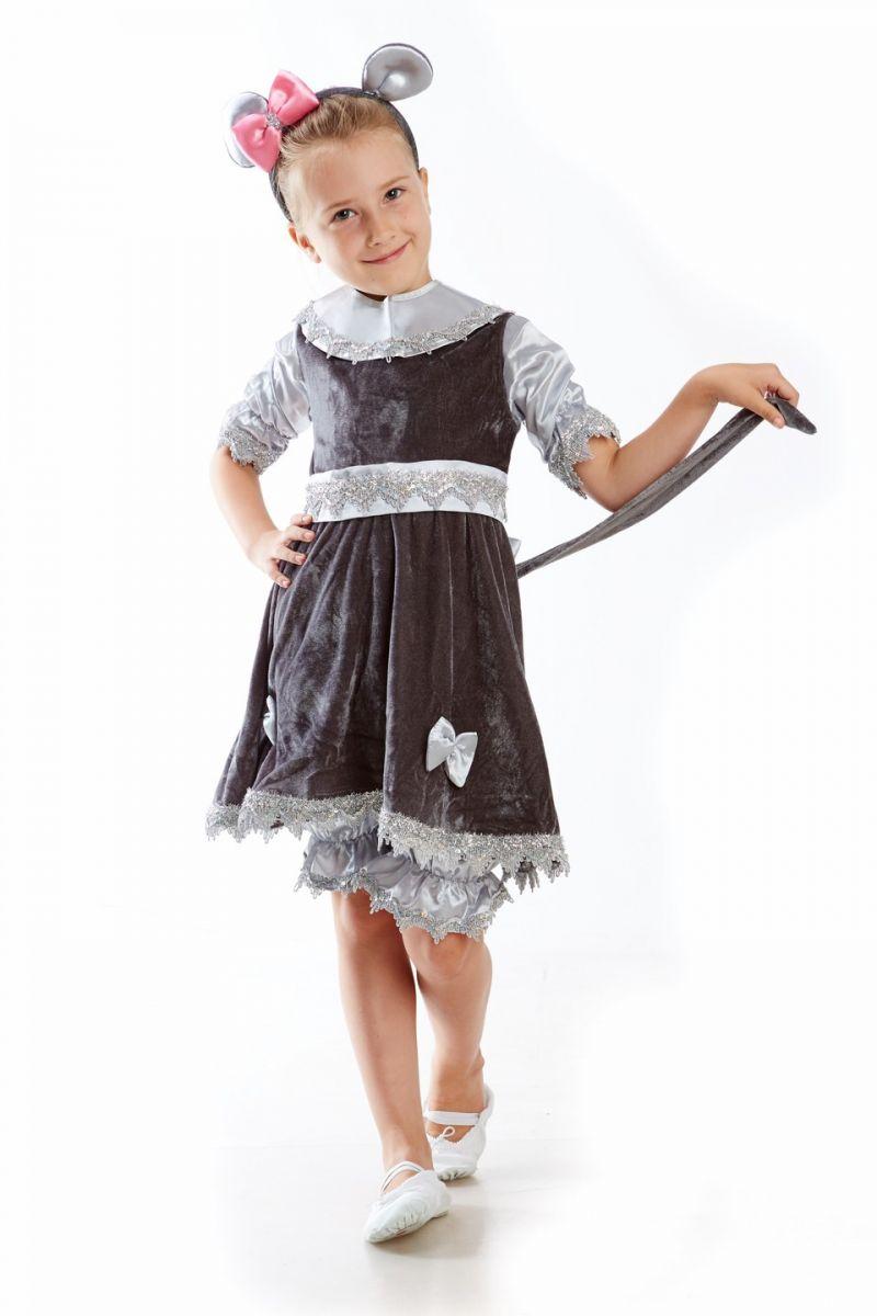 Масочка - Мышка «Большая» карнавальный костюм для девочки / фото №114