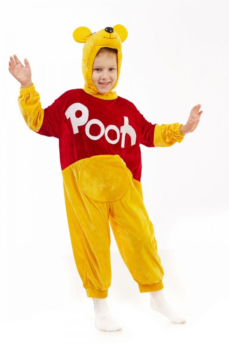 «Винни Пух» карнавальный костюм для мальчика