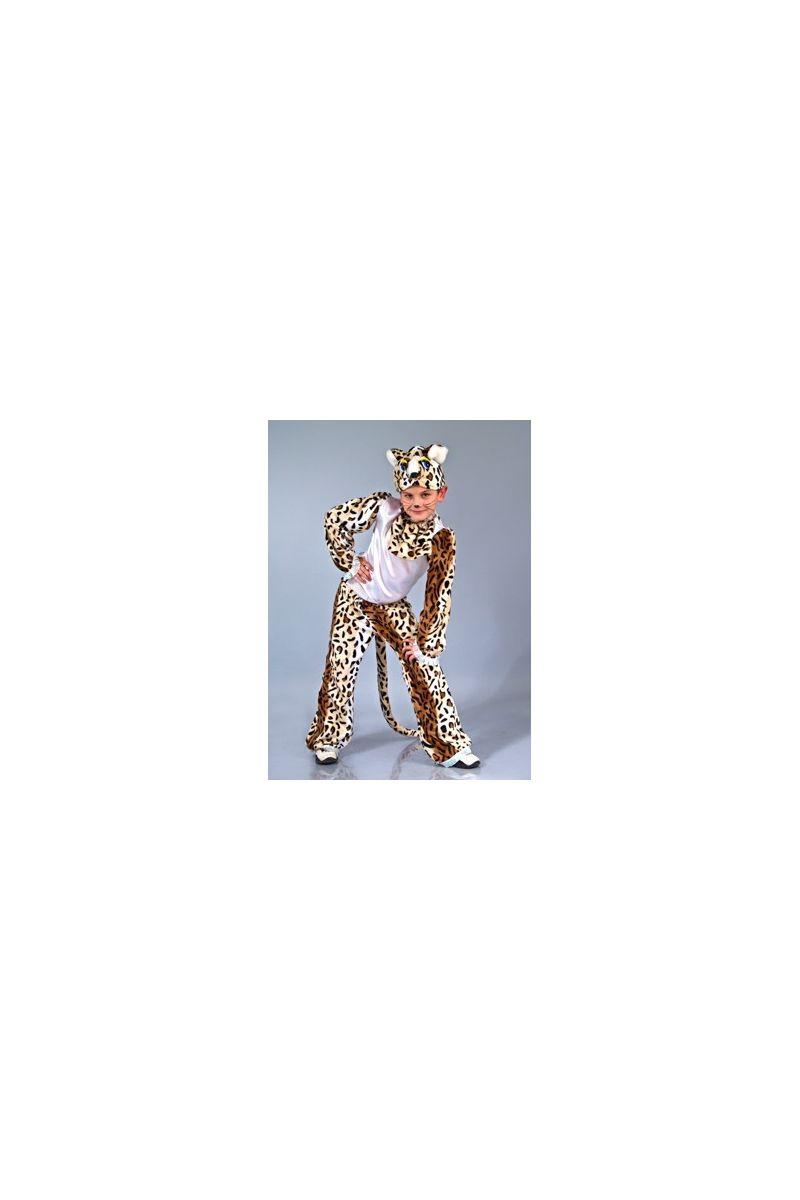 «Леопардик большой» карнавальный костюм для мальчика