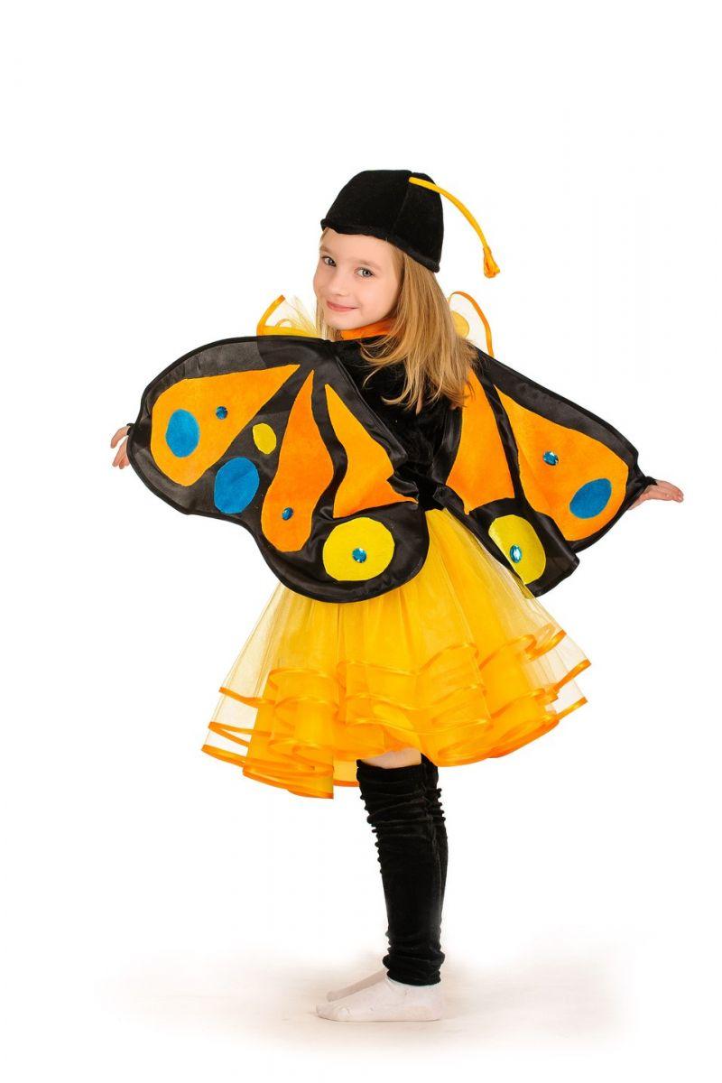 Бабочка «Махаон» карнавальный костюм для девочки