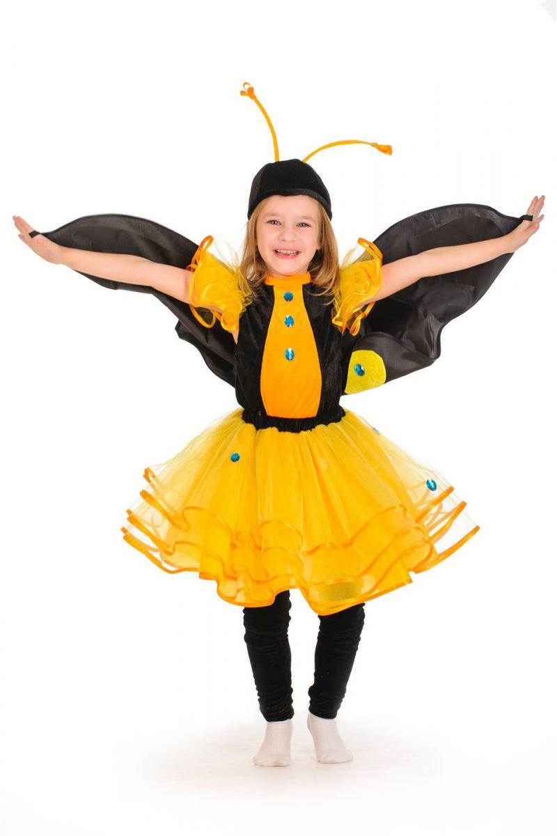 Масочка - Бабочка «Махаон» карнавальный костюм для девочки / фото №1173