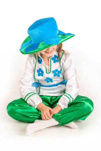 Цветочек «Барвинок» карнавальный костюм для детей