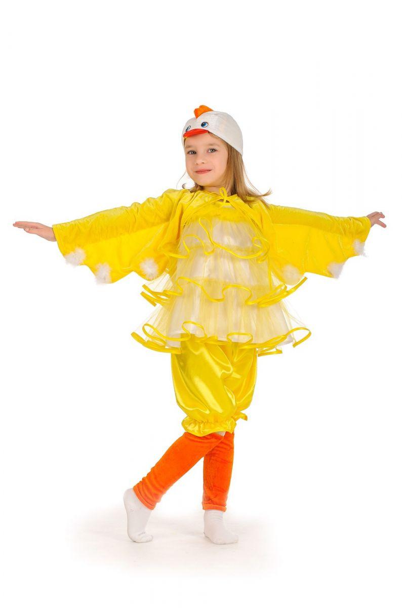 «Цыпочка» карнавальный костюм для девочки