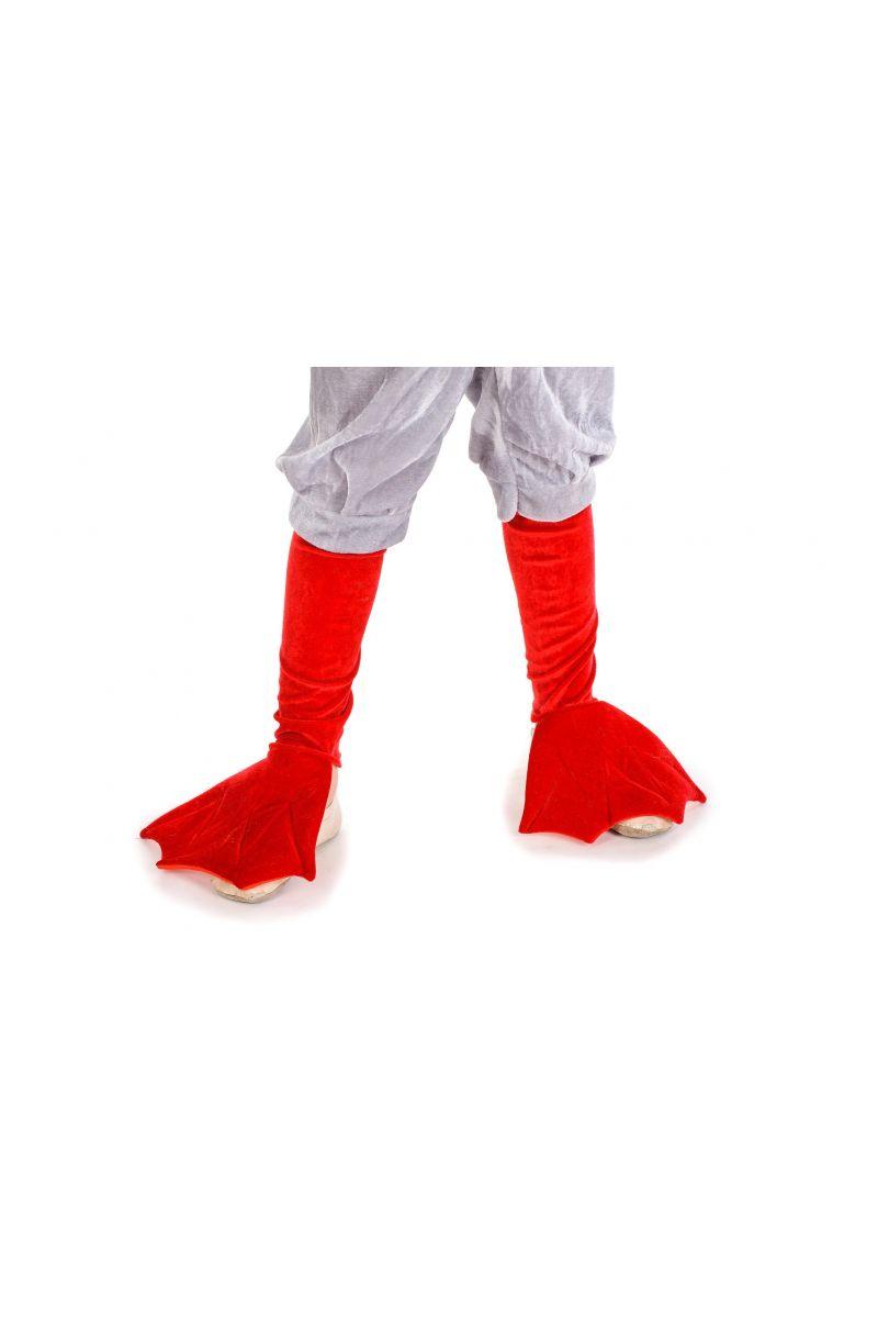 Масочка - «Гусь серый» карнавальный костюм для мальчика / фото №1187