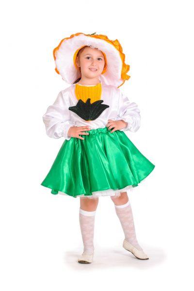 Грибочек «Лисичка» карнавальный костюм для девочки