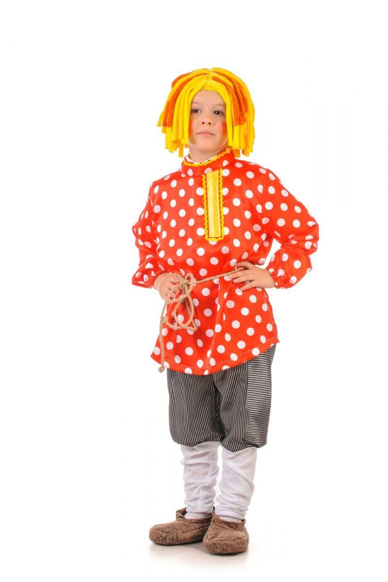 «Домовенок Кузя» карнавальный костюм для мальчика
