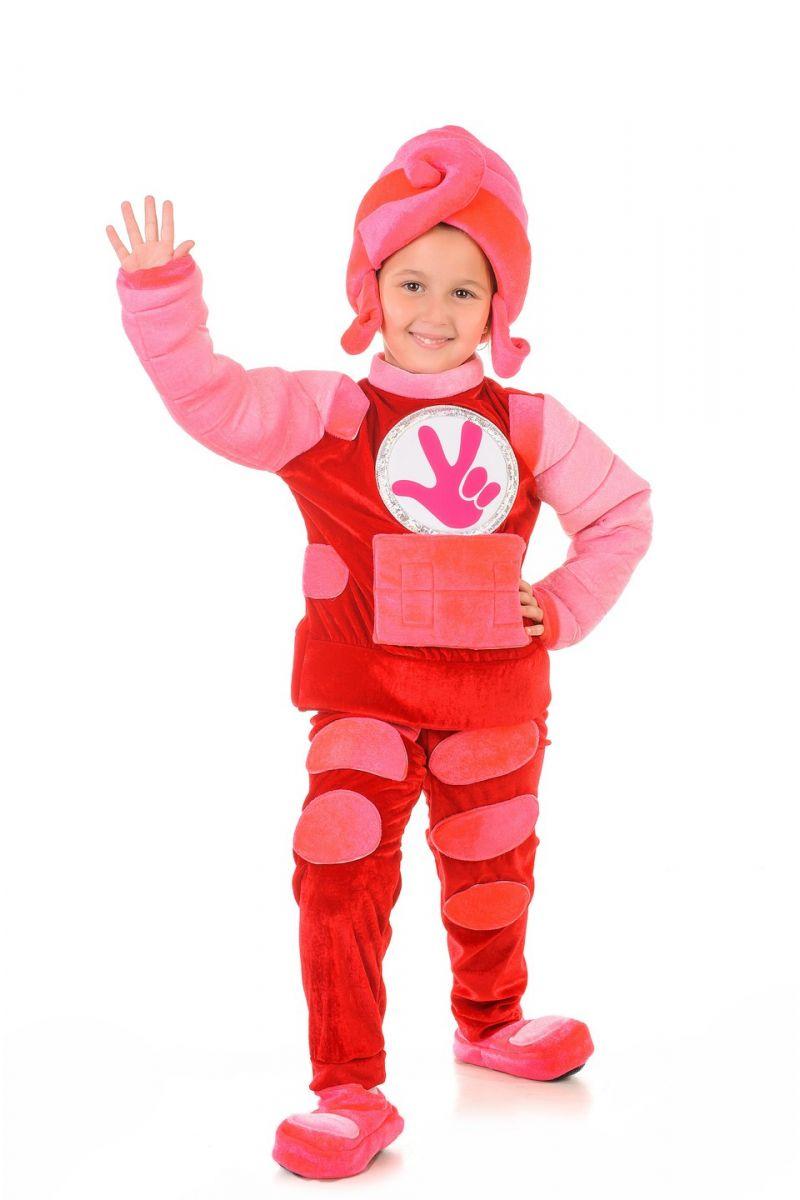 Фиксик «Мася» карнавальный костюм для девочки
