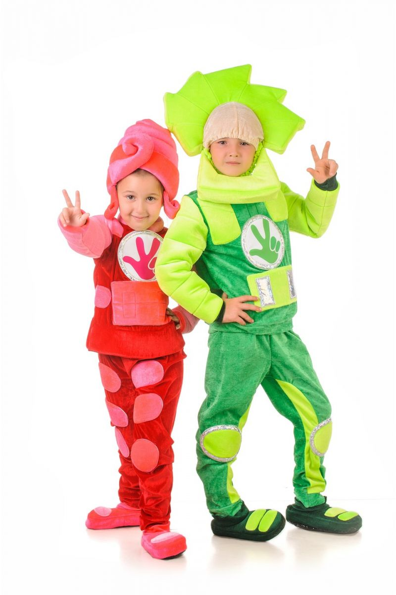 Масочка - Фиксик «Мася» карнавальный костюм для девочки / фото №1213