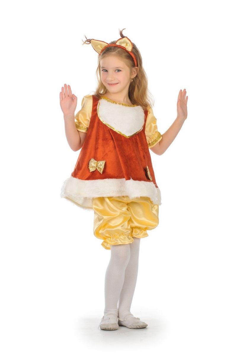 Масочка - Белочка «Малышка» карнавальный костюм для девочки / фото №122